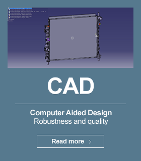CAD. Computer Aided Design Robustness and quality